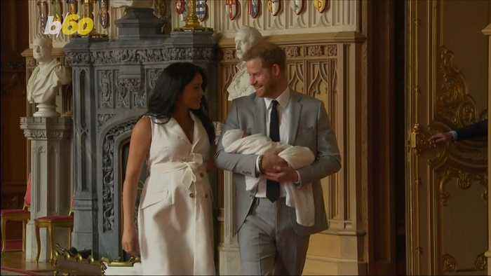 Body Language Expert Describes 'Look of Love' From Prince Harry and Meghan