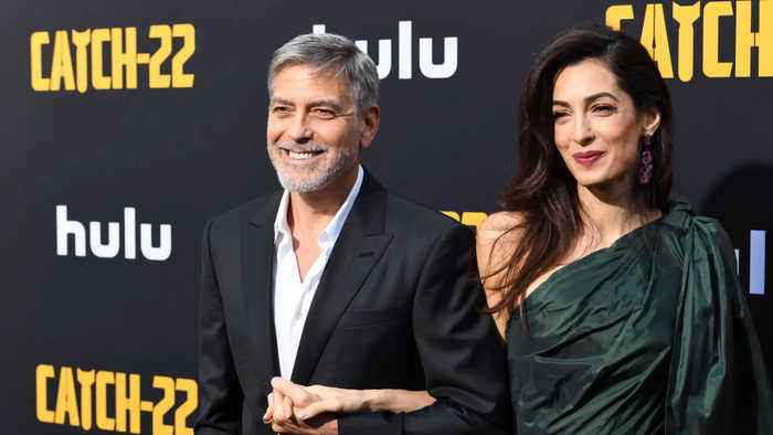 George Clooney jokes Royal Baby is 'stealing his thunder' by sharing his birthday