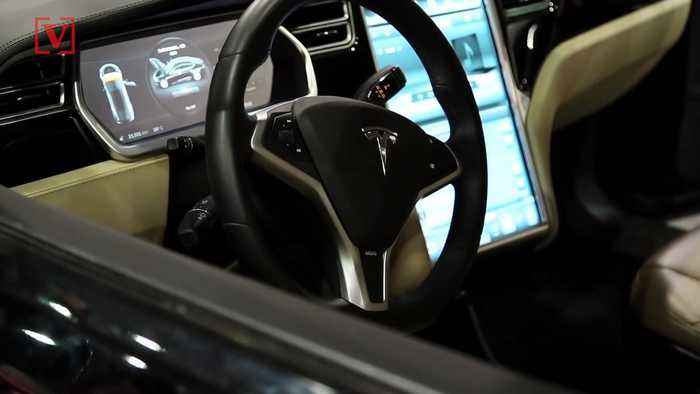 Tesla Unveils New Software That Can Diagnose Problems and Order Replacement Parts