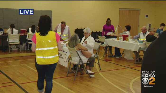 Health Dept. Holds Measles Clinic In Homewood