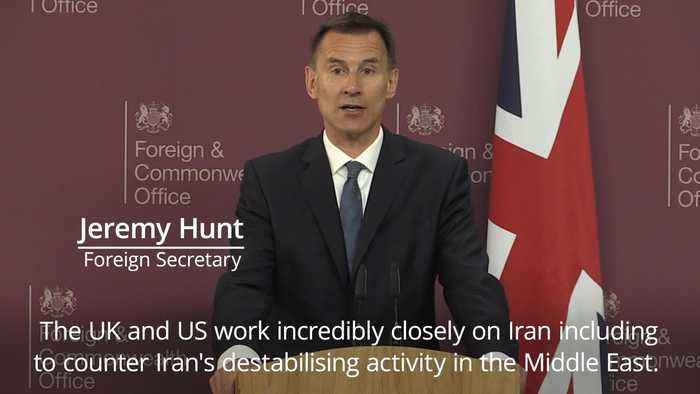 UK warns Iran of 'consequences' if it breaches nuclear deal