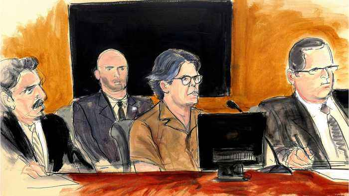 Former Member Of New York Sex Cult Testifies Against Leader Keith Raniere