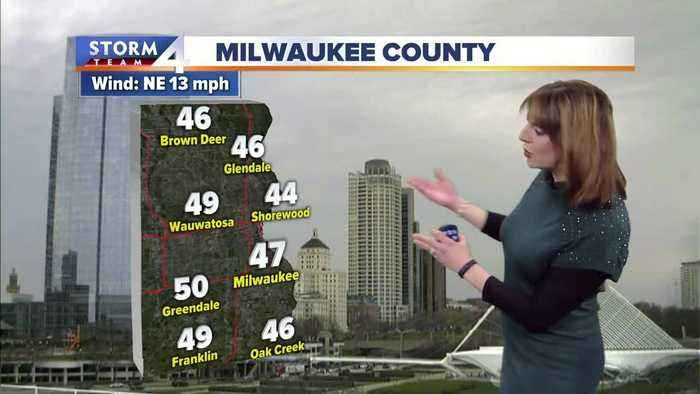 Jesse Ritka's evening Storm Team 4cast for May 8, 2019