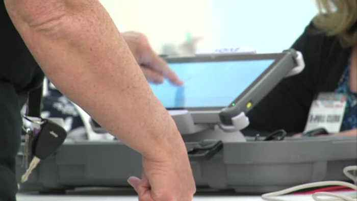 Election officials surprised by low voter turnout