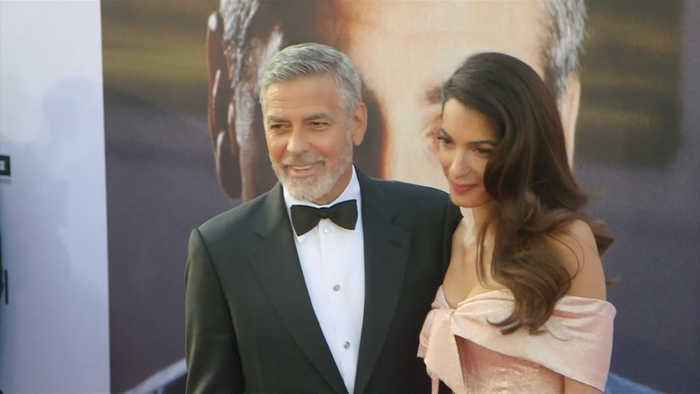George Clooney' scooter accident cost him his nine lives