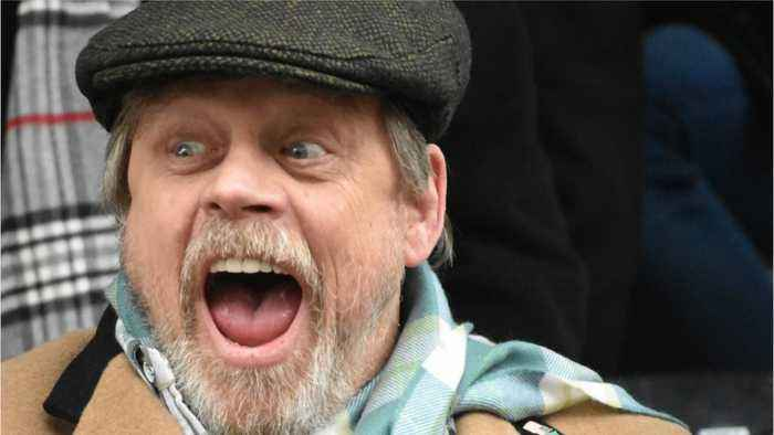 Mark Hamill Makes 'Star Wars' Joke About Royal Baby's Name