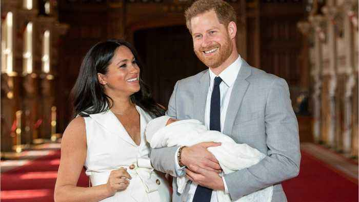 First Pictures Of The Royal Baby Revealed