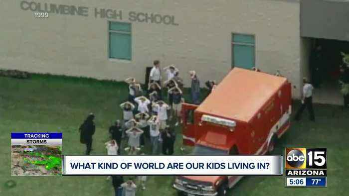 What kind of world are our kids living in?