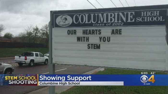 Columbine Shares Message With STEM
