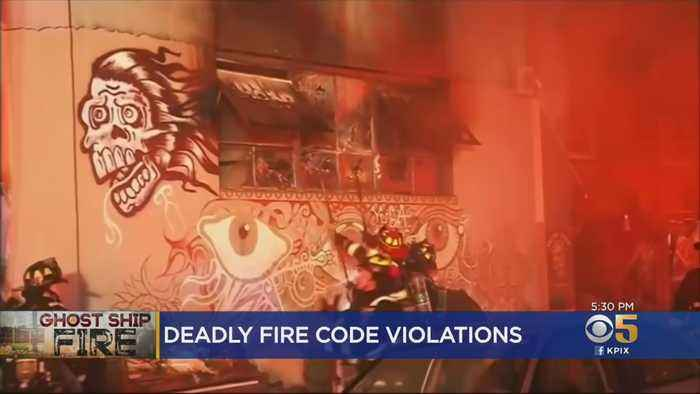 Testimony By Former Fire Marshal, Ex-Tenant As Ghost Ship Fire Trial Continues