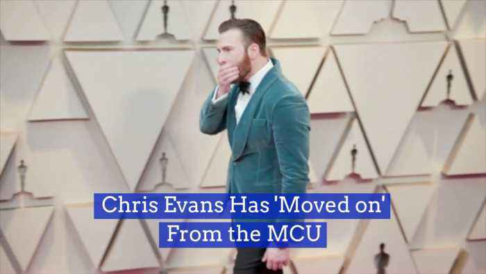 Chris Evans Says Bye To The Marvel Cinematic Universe