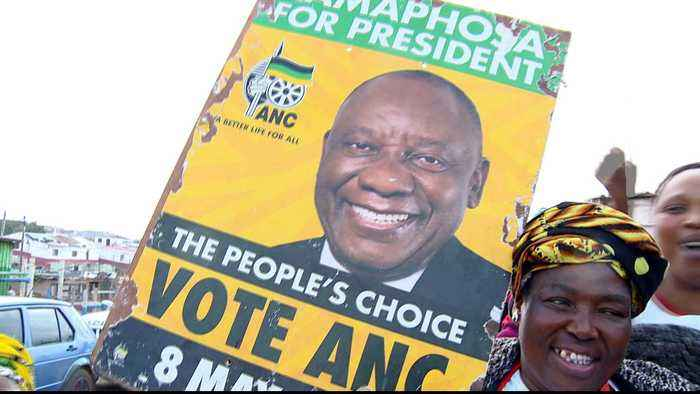 South Africa elections: ANC faces tough electoral test