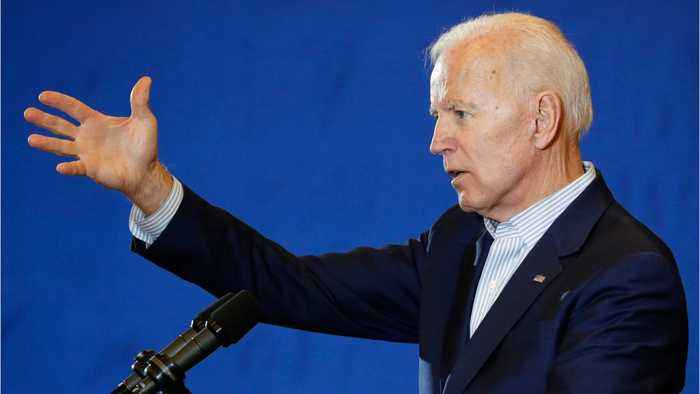 Joe Biden Predicts The Democratic Field Will narrow
