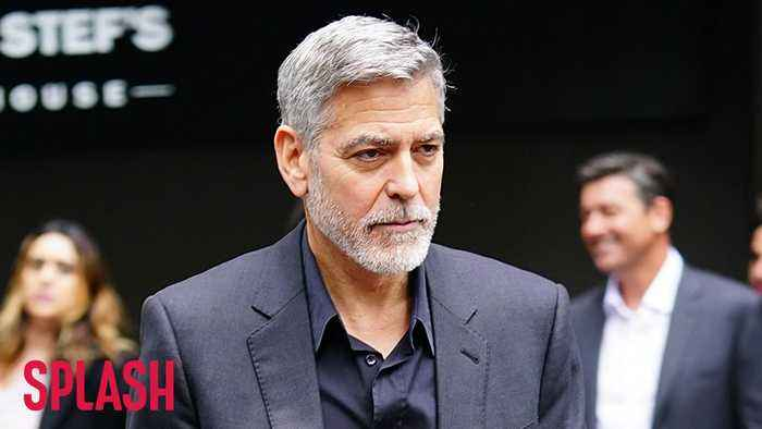 George Clooney Jokes About Royal Baby Name Snub
