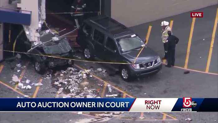 Auto auction owner pleads not guilty in connection with deadly crash