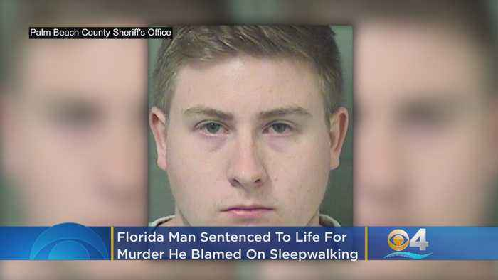 Florida Man Sentenced To Life For Murder He Blamed On Sleepwalking