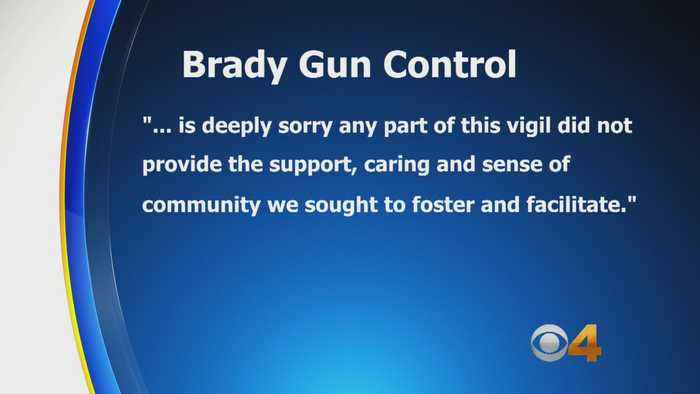 Gun Control Group Behind Vigil For School Shooting Victims Apologizes After Students Walk Out In Protest