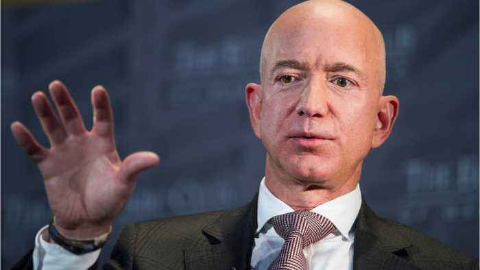 Jeff Bezos Unveils Lunar Lander, Wants To Take Humans To The Moon