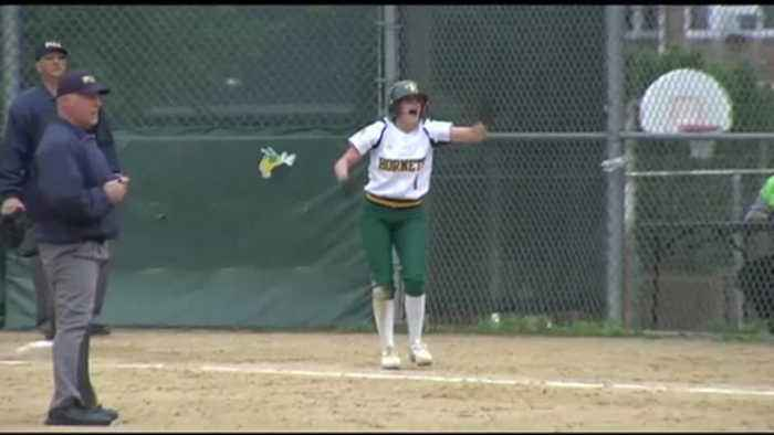 EPC Softball Playoff Opening Day Highlights, Scores