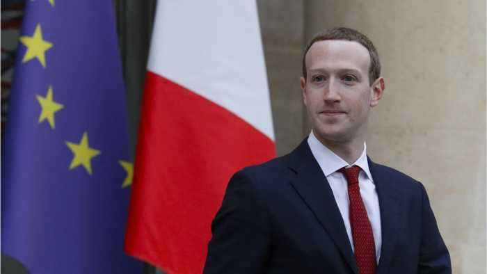 Zuckerberg Has Potentially Critical Meeting With French President Macron