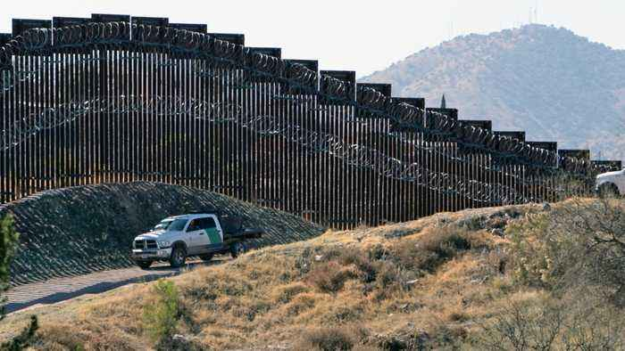 Pentagon to Transfer $1.5 Billion to Border Wall From Afghan Forces