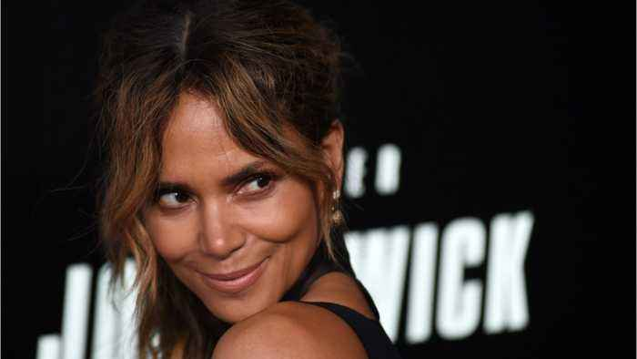 Halle Berry Open to Playing Bond