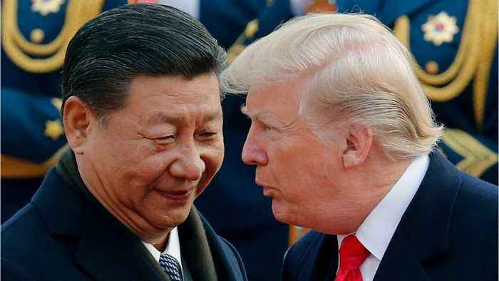 Trump says he received 'beautiful' letter from China's Xi Jinping