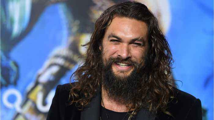 Jason Momoa explains why he shaved his beard
