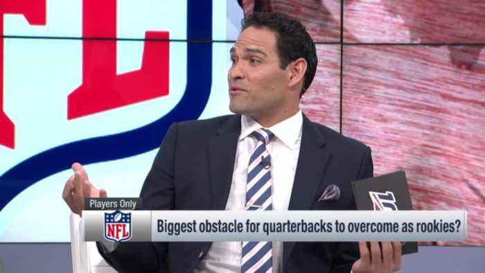 Former NFL quarterback Mark Sanchez: Guard Alan Faneca 'didn't say one word to me' as a rookie until we made playoffs