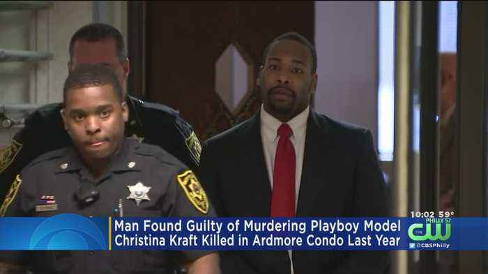 Man Found Guilty Of Murdering Playboy Model