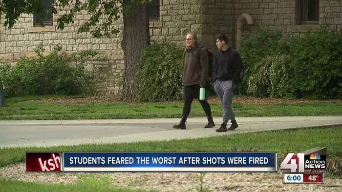 No injuries reported after shots fired on K-State campus