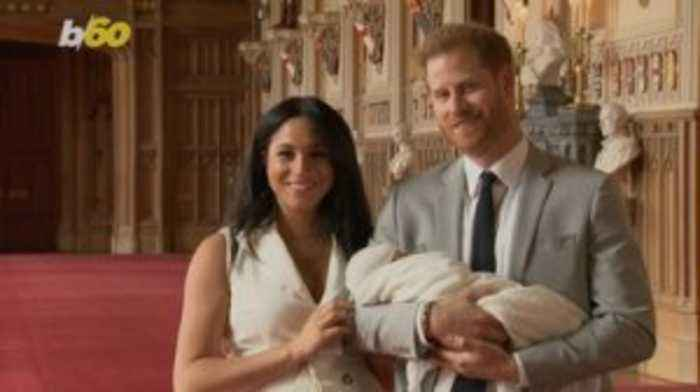 Prince Harry Lets Everyone Know He Is 'Daddy'