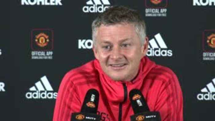 Ole not looking for 'ready-made' players
