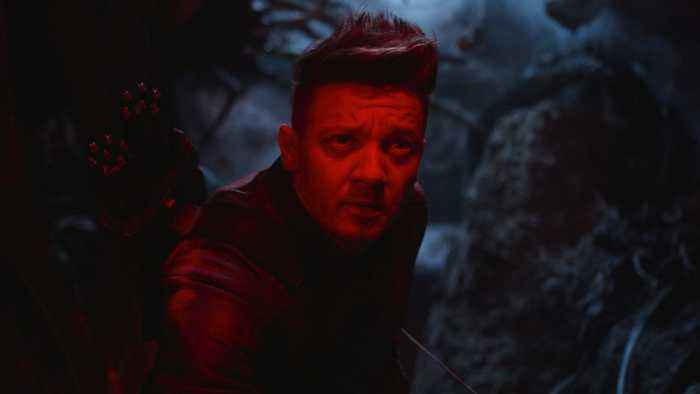 Jeremy Renner Shares Throwback Video With Stan Lee