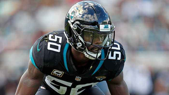 NFL Network's Tiffany Blackmon: Jacksonville Jaguars had been preparing for linebacker Telvin Smith's potential absence for week
