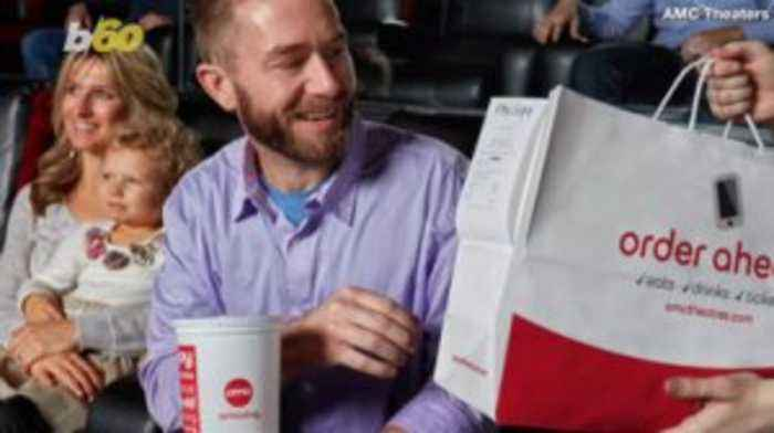 AMC Theaters Will Now Let You Reserve Your Seat Ahead of Time and Have Snacks Delivered Right to You in the Theater
