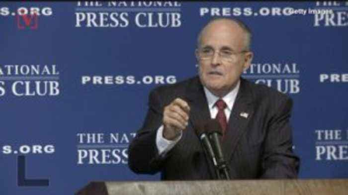 'We're Not Meddling In An Election': Trump's Lawyer Rudy Giuliani Plans To Go To Ukraine To Discuss Joe Biden and Muelle