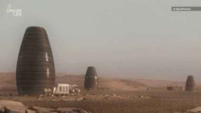 Meet MARSHA, Winner of NASA's 3D-Printed Mars Habitat Challenge