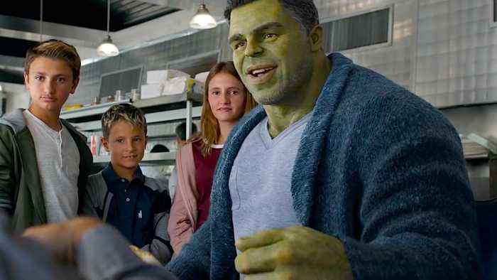 Avengers: Endgame - Official 'Hulk Out' Clip