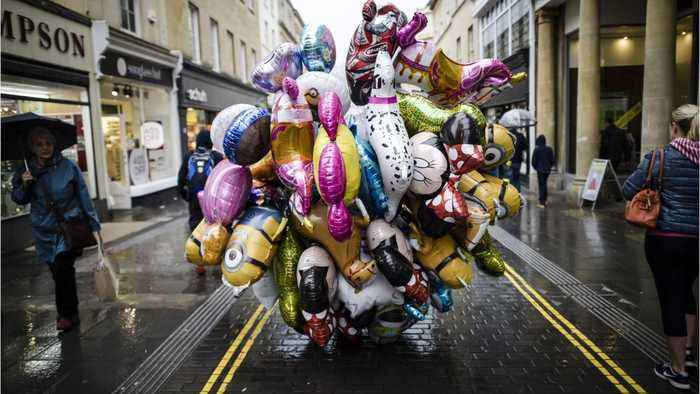 Lead balloon? Helium shortage partly to blame for party city store closures