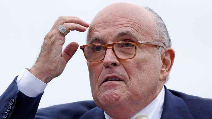 Never Mind: Giuliani Nixes Plans To Investigate Biden In Ukraine