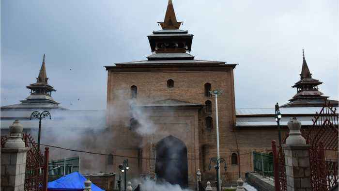 Islamic State Claims 'Province' In India For First Time After Clash In Kashmir