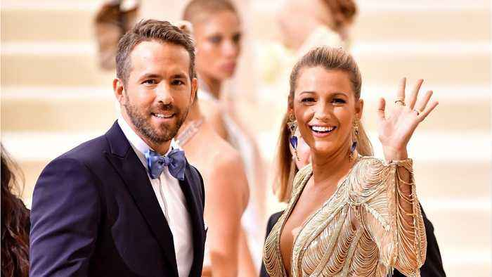 Celebrity Close Up: Blake Lively And Ryan Reynolds