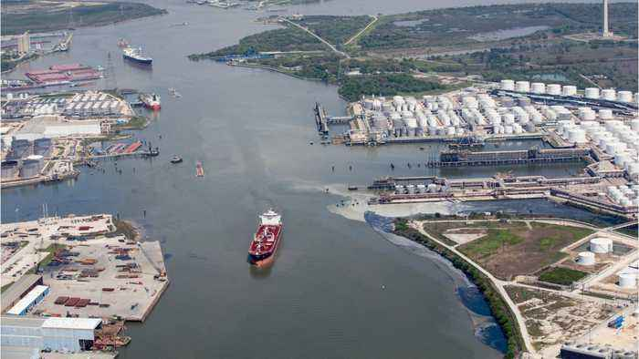 2nd Oil Spill In Two Months Closes Houston Ship Channel