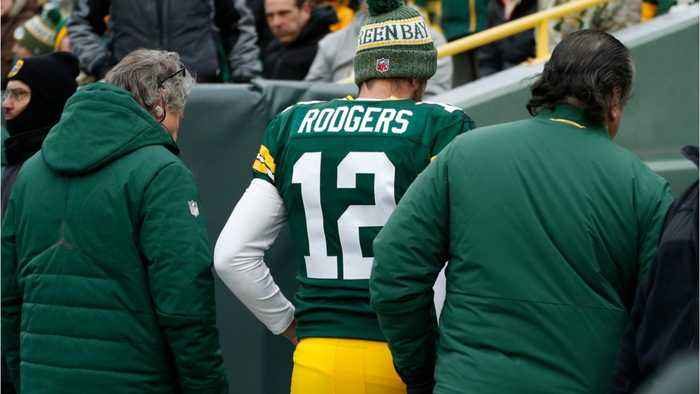 Will Aaron Rodgers On 'Game Of Thrones' Before It Ends?
