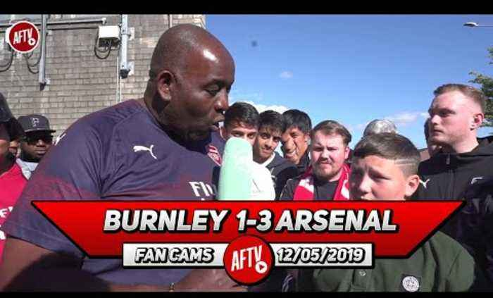 Burnley 1-3 Arsenal | I Think We Will Beat Chelsea In The Europa League Final!