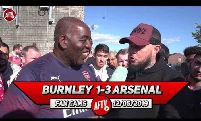 Burnley 1-3 Arsenal | I Would Lose The Europa League If It Meant Spurs Lost Their Final! (DT)