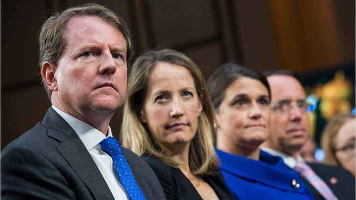 Trumps Tweets That Don McGahn Was More Likely To Be Fired Than Robert Mueller