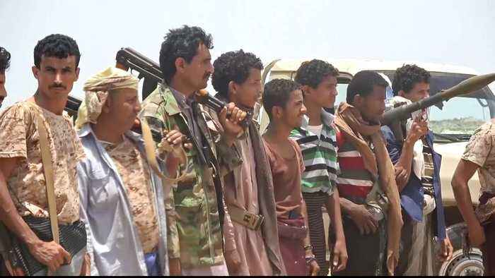 Houthi rebels begin withdrawal from Yemen ports