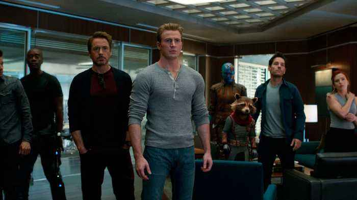 Avengers: Endgame Wins 3rd Straight Weekend